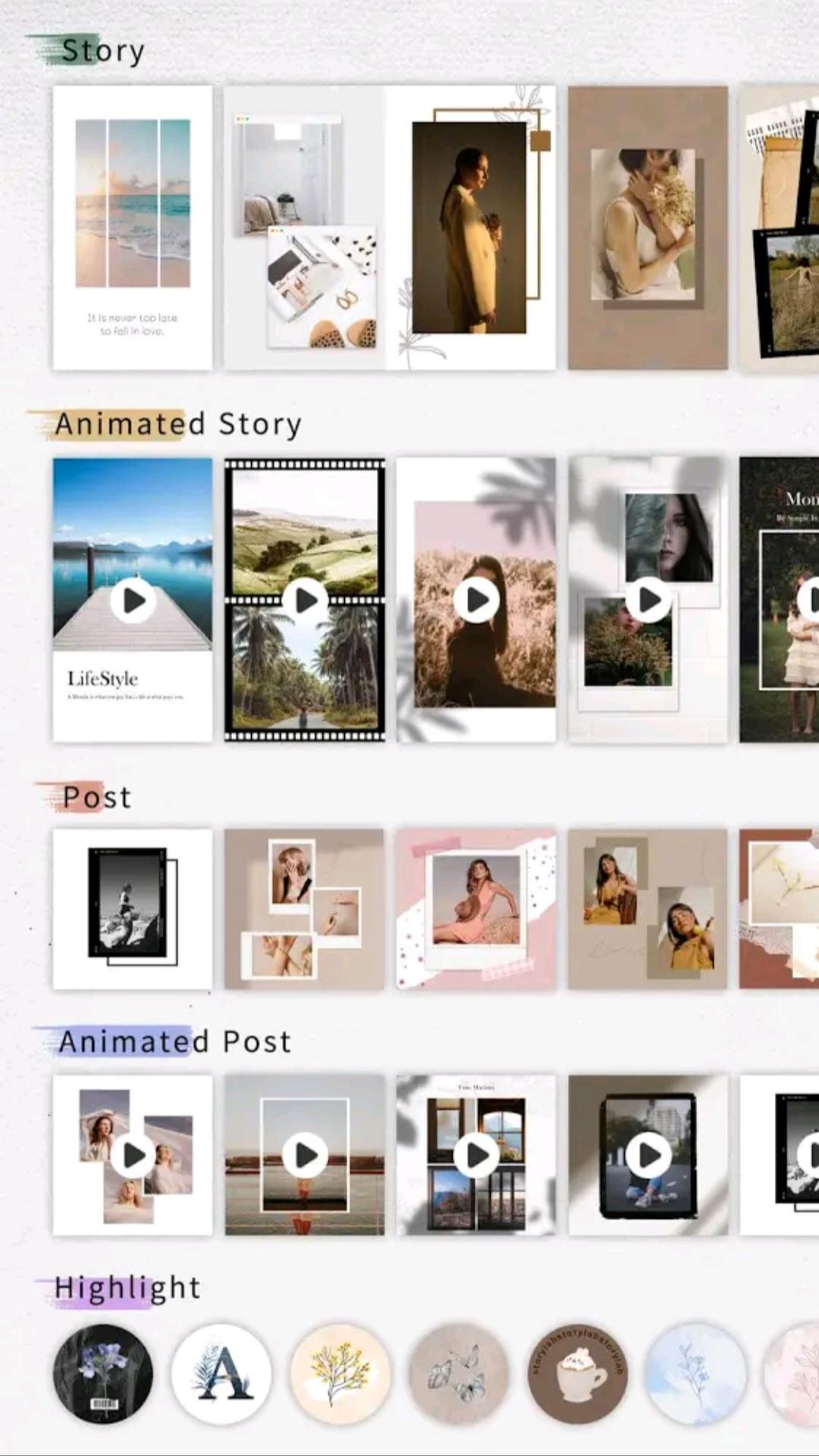 StoryLab App | Insta Story & Status Art Maker