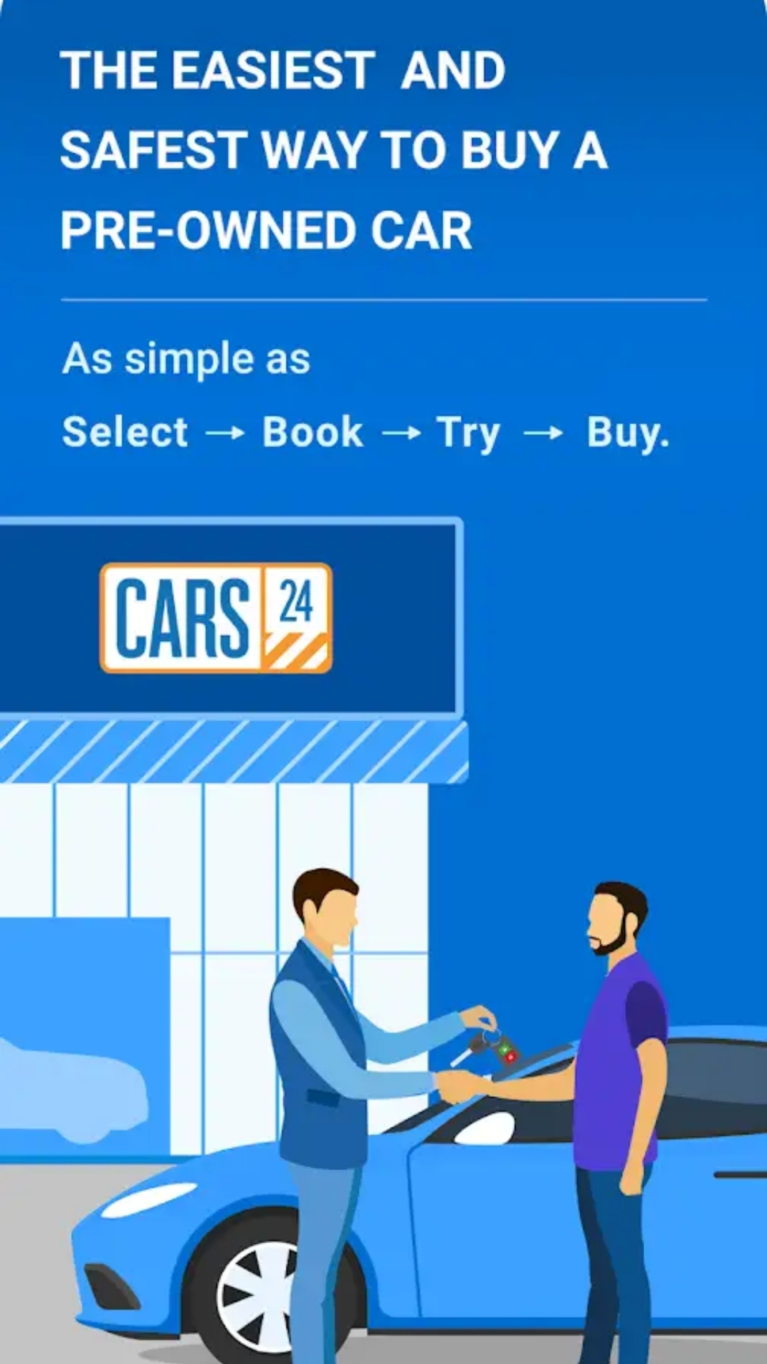 CARS 24 | Buy Used Car Online, Sell Car in 1 Hour